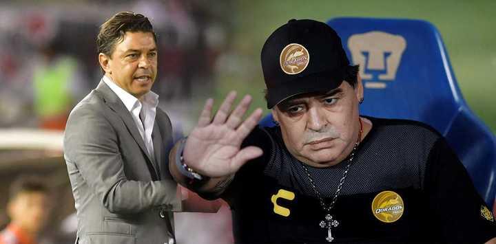 """""""No creo que Gallardo sea el técnico de la Selección"""""""