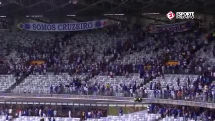 Incidentes en el video de Cruzeiro descendido