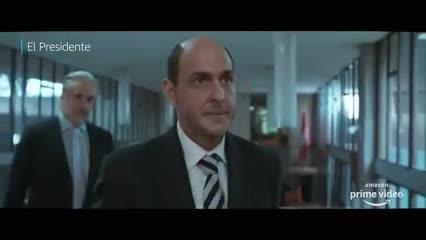 "Se viene ""El Presidente"""