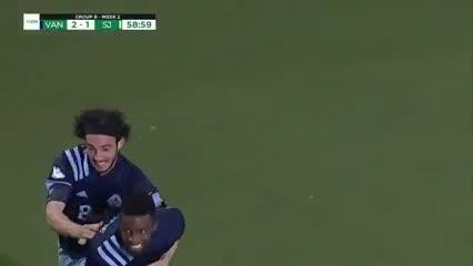 El error de Vega que terminó en gol