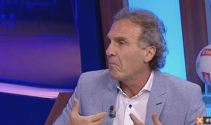 """Oscar Ruggeri: """"A Alfaro lo superó Boca"""""""