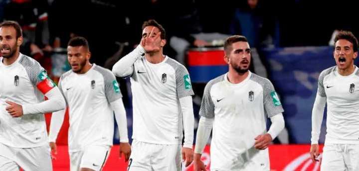 El golazo del Granada al Osasuna
