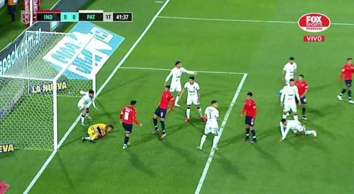 Se lo perdió Independiente