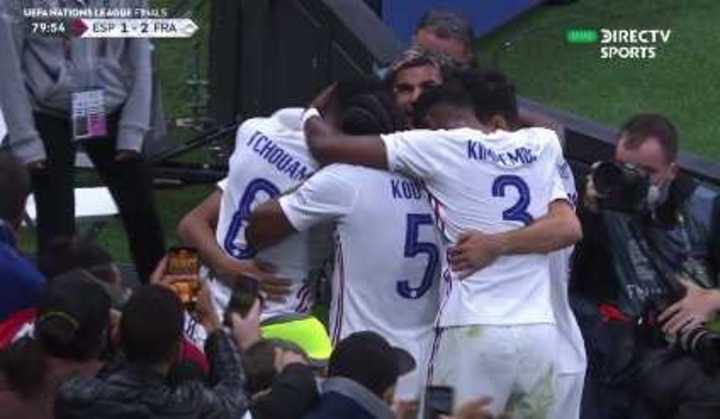 Francia lo dio vuelta y fue campeón ante España