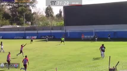El 1-0 de Yupanqui a Atlas