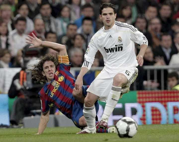 El recuerdo de Gago de su paso por el Real Madrid