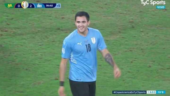 Increíble lo que perdió Uruguay