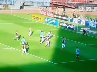 Dani Alves debutó con gol en el San Pablo