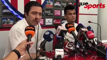 Luis Díaz y su continuidad en Junior