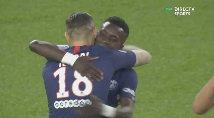 El gol de Icardi ante Lille