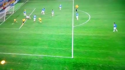El gol de De Paul en la derrota de Udinese