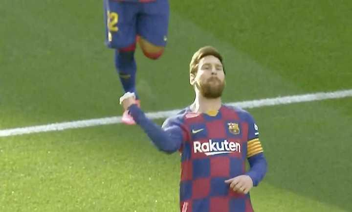 Messi, caño y golazo