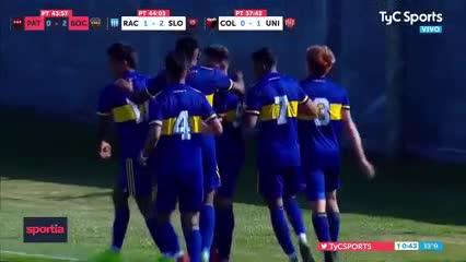 En Reserva: jugadón de Barco en la previa del 2-0 de Boca a Patronato
