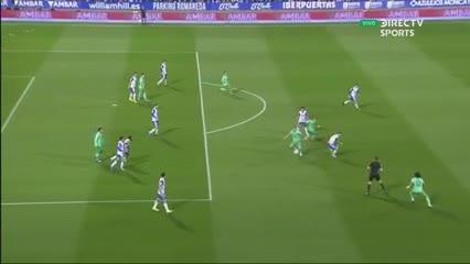 La goleada del Real Madrid ante Zaragoza por Copa del Rey