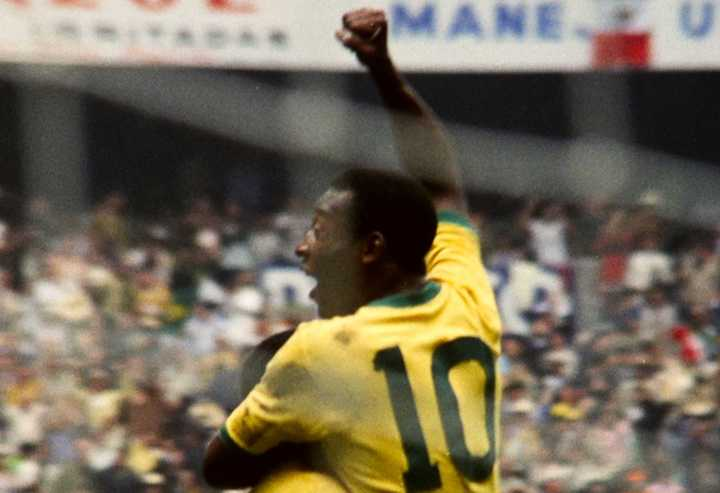 Pelé tendrá su documental en Netflix.