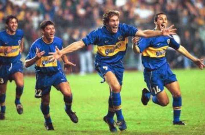Los golazos top de Palermo en Boca