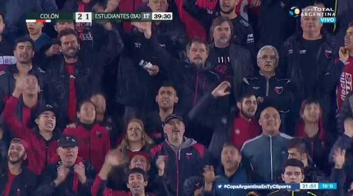 """""""En la cancha de Cerro, vamos a ganar"""""""