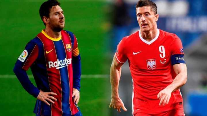 El tremendo elogio de Lewandowski a Messi