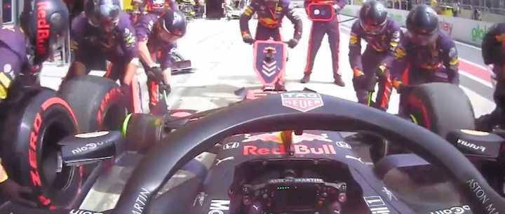 Red Bull lo hizo de nuevo
