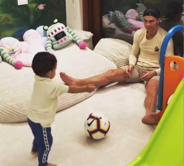Otro Ronaldo jugador