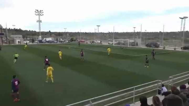 ¡Un gol en contra ilegal!
