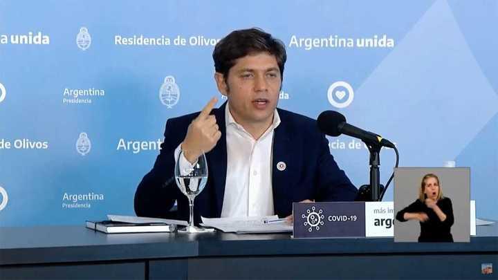 """""""Se mantiene el aislamiento en el Gran Buenos Aires"""""""