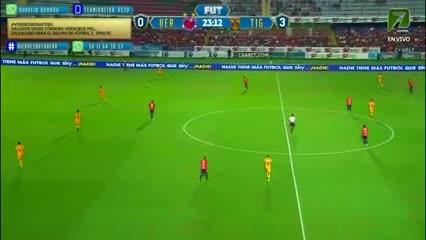 El partido más bizarro en la historia del fútbol mexicano