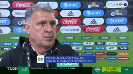 La respuesta de Martino a las críticas del Piojo Herrera