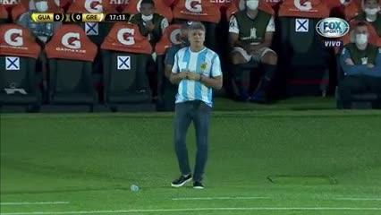 Renato dirigió con la 10 de Maradona