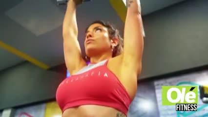 Idanis, Antonella y Sol te proponen un workout de tres ejercicios