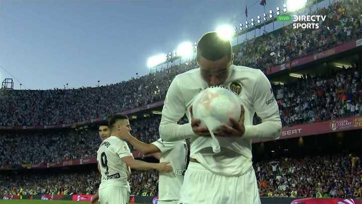 Rodrigo y otro golpe para el Barcelona