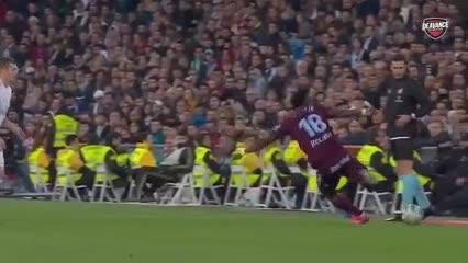 Lo bajaron a Zidane