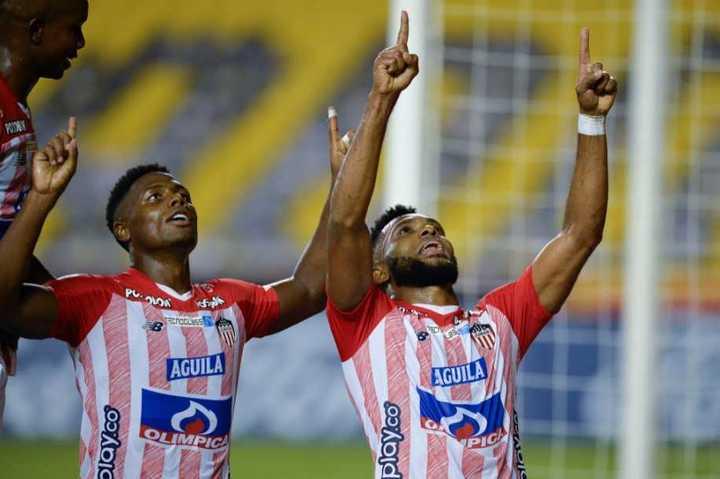 Lo mejor de Barcelona de Guayaquil 1-Junior 2