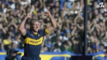 Martín Palermo y su deseo de dirigir a Boca