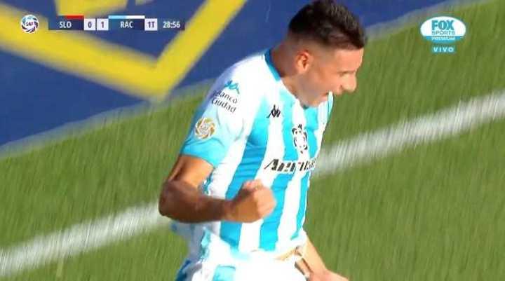 El gol de Martínez