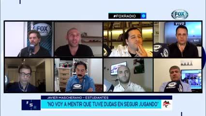 """Mascherano: """"No quiero matar al jugador"""""""