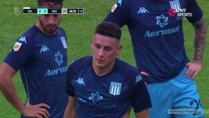 Martínez se fue expulsado