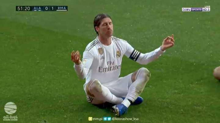Mirás los goles de Alavés 1 - Real Madrid 2