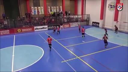 Lo mejor de Estudiantil Porteño B vs Sáenz Peña