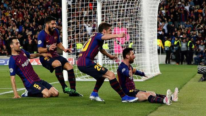 El gol de Messi en distintos idiomas