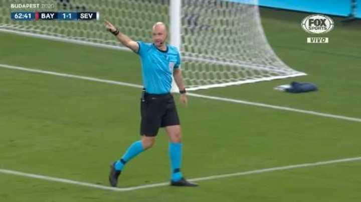 Otro anulado para el Bayern