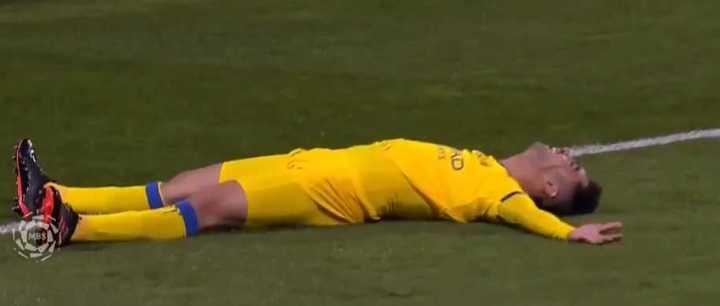El gol del Pity al Al Hilal