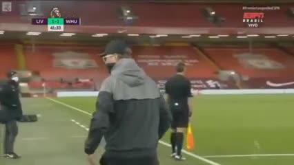 La victoria de Liverpool ante West Ham
