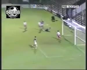 La noche que el Chupa salvó a Lanús en la Promo (Fútbol Retro)