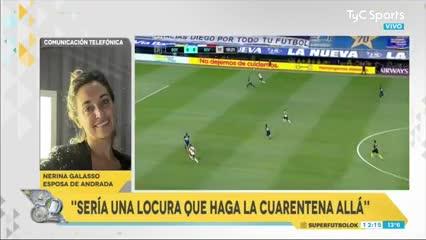 """""""Tengo más comunicación con el presidente de Lanús que con el de Boca"""""""
