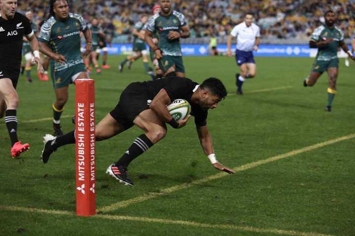 Paliza de los All Blacks (46-5) ante Australia por el Rugby Championship