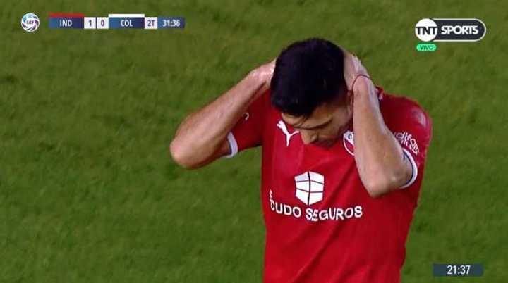 Romero se perdió el segundo