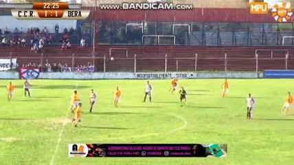 El 2-2 entre Central Córdoba y Berazategui