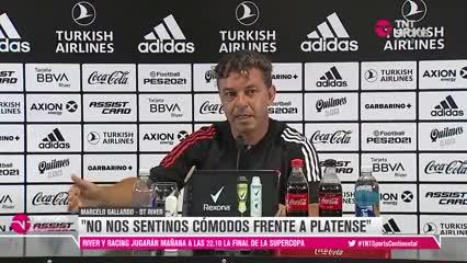 Gallardo y un interesante análisis sobre la maduración del futbolista argentino