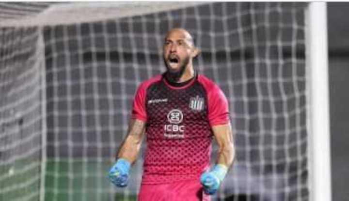 Los penales de Talleres vs Atlético Rafaela